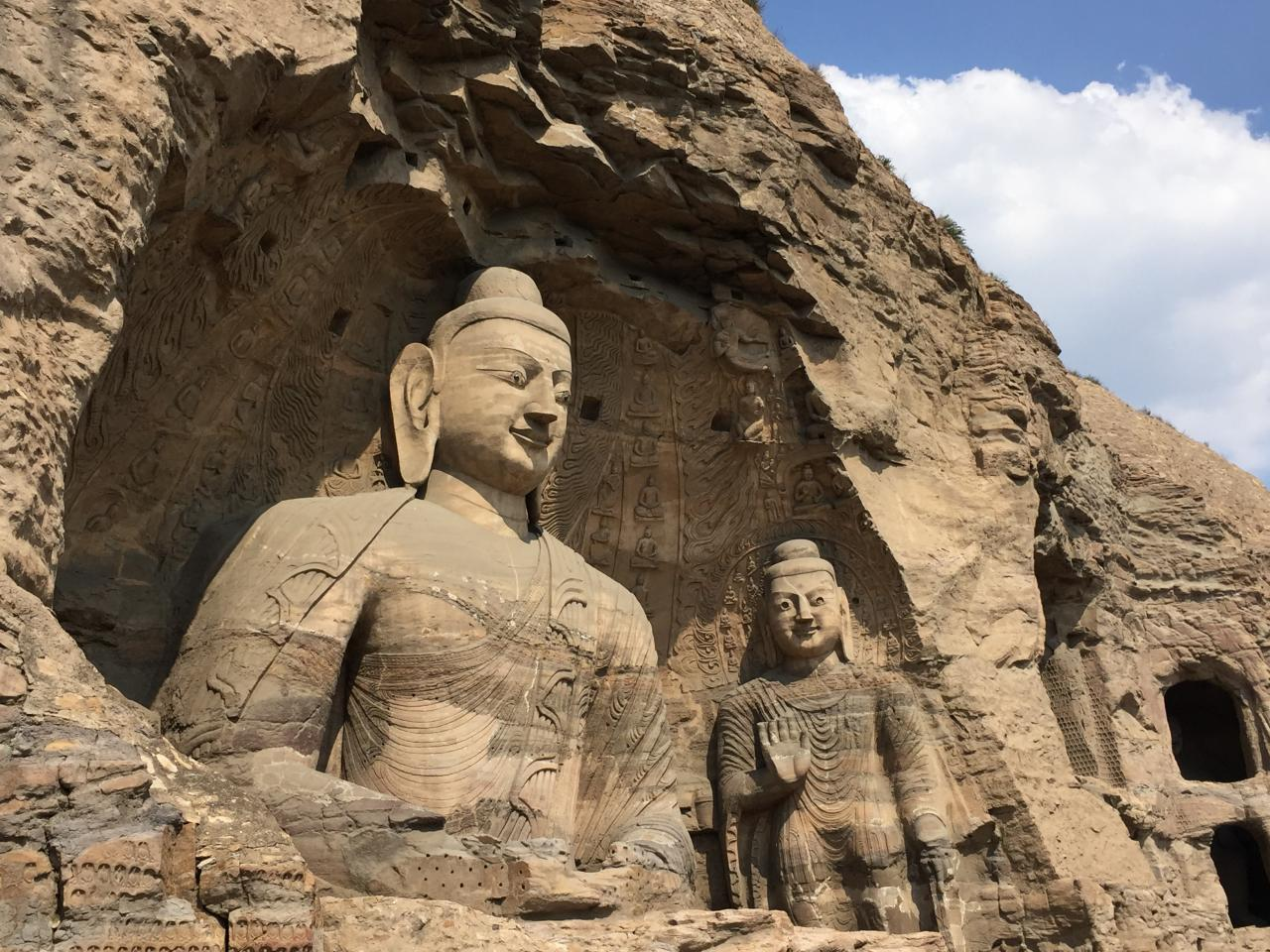 Just about 4 hours drive from Beijing is Datong, a historic city, which used to be the capital for 3 Chinese dynasties. Even thou it is located in the...